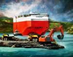 Obras de arte:  : Panamá : Veraguas : Santiago_de_Veraguas : Ampliación No3