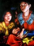 Obras de arte:  : Panamá : Veraguas : Santiago_de_Veraguas : Pobreza