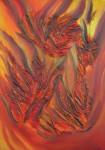 Obras de arte: America : Chile : Region_Metropolitana-Santiago : Santiago_de_Chile : Brió del fuego
