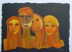 Obras de arte: America : Chile : Region_Metropolitana-Santiago : Santiago_de_Chile : La familia