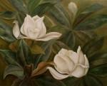 Obras de arte:  : España : Catalunya_Tarragona :  : Magnolia II