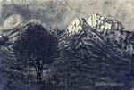 Obras de arte: America : Chile : Valparaiso : viña_del_mar : El Ascenso II