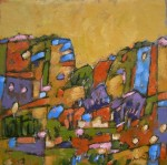 Obras de arte:  : España : Comunidad_Valenciana_Alicante : alcoy : lloc de muntanya I