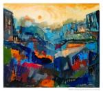 Obras de arte: America : Argentina : Cordoba : Cordoba_ciudad : Monet hace Sun Gazing