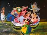 Obras de arte: Europa : España : Euskadi_Bizkaia : Bilbao : No soy culpable