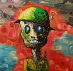 Obras de arte:  : México : Jalisco :  : el jefe del desierto