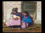 Obras de arte:  : Perú : Lima :  : Espectadoras