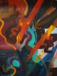 Obras de arte:  : Puerto_Rico : San_Juan_Puerto_Rico : Sanjuan : Explosion interior