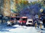 Obras de arte:  : Argentina : Tierra_del_Fuego : Ushuaia : Avda. Santa Fe