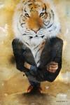 Obras de arte: Europa : España : Canarias_Las_Palmas : Las_Palmas_de_Gran_Canaria : el animal que llevamos dentro (¿o fuera?)