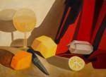 Obras de arte: Europa : España : Comunidad_Valenciana_Alicante : Elche : Bodegón y algo más