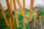 Obras de arte:  : Colombia : Antioquia : Medellin : bambú