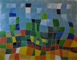 Obras de arte:  : España : Madrid : Torrelodones : LA VALLA DEL PARDO
