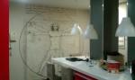 Obras de arte:  : España : Madrid : Madrid_ciudad : vitruvio en una cocina