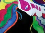 Obras de arte:  : España : Valencia : Alzira : Color.