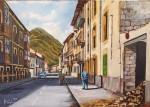 Obras de arte: Europa : España : Euskadi_Bizkaia : Bilbao : CALLE EL SOL