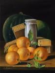 Obras de arte: Europa : España : Murcia : cartagena : Naranjas