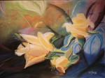 Obras de arte:  : España : Comunidad_Valenciana_Castellón : castellon_ciudad : rosas