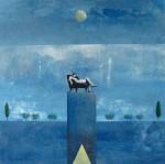 Obras de arte:  : España : Euskadi_Bizkaia : GETXO : Luna hiena