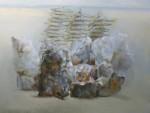 Obras de arte: Europa : España : Andalucía_Sevilla : Alcala_de_guadaira : ¡¡¡ QUE RICAS !!! Espetos de sardinas