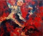 Obras de arte:  : Argentina : Buenos_Aires : Caballito : El niño