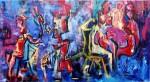 Obras de arte:  : Argentina : Buenos_Aires : Caballito : El Bar