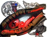 Obras de arte: Europa : España : Catalunya_Barcelona : Sitges : Figuracio singular