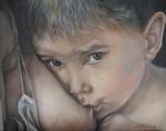 Obras de arte: America : Colombia : Antioquia : Medellin : Bebe 21