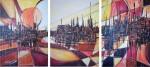 Obras de arte: Europa : Portugal : Setubal : Baixa_da_Banheira : Amanhecer