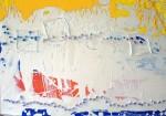 Obras de arte: Europa : España : Catalunya_Tarragona : Reus : HAGAMOS LA PAZ. PENSAMIENTOS COLOR AZUL-LILA (Fem la pau.Pensaments color blau-lila)