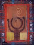 Obras de arte: America : México : Mexico_Distrito-Federal : Coyoacan : CUMPLEAÑOS