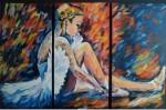 Obras de arte: America : Colombia : Cundinamarca : BOGOTA_D-C- : bailarina