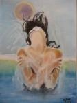 Obras de arte:  : España : Comunidad_Valenciana_Castellón : castellon_ciudad : sirena del mar
