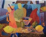 Obras de arte:  : España : Catalunya_Barcelona : Barcelona : Dos limones