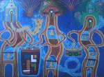 Obras de arte:  : México : Puebla :  : el teponaxtle