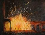 Obras de arte:  : España : Catalunya_Tarragona :  : Fin de Fiestas Salomó