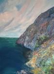 Obras de arte:  : España : Catalunya_Tarragona :  : La costa norte del Penyal D'Ifac
