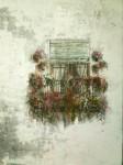 Obras de arte: Europa : España : Murcia : molina : balcon