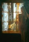 Obras de arte: Europa : España : Murcia : molina : tras la ventana