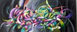 Obras de arte:  : Colombia : Cundinamarca : BOGOTA_D-C- : LAS BODAS DEL CORDERO