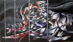 Obras de arte:  : Colombia : Cundinamarca : BOGOTA_D-C- : JINETE BLANCO