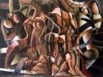Obras de arte:  : Colombia : Cundinamarca : BOGOTA_D-C- : MUNDO CAINICO