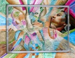 Obras de arte:  : Colombia : Cundinamarca : BOGOTA_D-C- : DIVAGACIONES