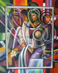 Obras de arte:  : Colombia : Cundinamarca : BOGOTA_D-C- : BABILONIA