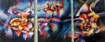 Obras de arte:  : Colombia : Cundinamarca : BOGOTA_D-C- : CIELOS HERIDOS
