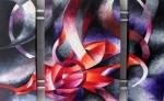 Obras de arte:  : Colombia : Cundinamarca : BOGOTA_D-C- : LUNA ROJA