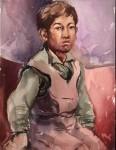 Obras de arte: America : Perú : Arequipa : Arequipa_ciudad : niño con oberol
