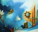 Obras de arte:  : Perú : Lima : Surco : Desde las flores_07