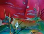 Obras de arte:  : Per� : Lima : Surco : Hasta casi el Olvido_12