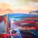Obras de arte:  : Perú : Lima : Surco : Hasta casi el Olvido_17